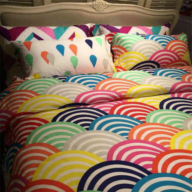 Online Buy Wholesale rainbow duvet cover from China ...