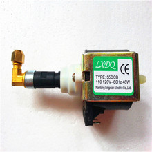 High-power pump smoke machine models 55DCB voltage 110-120V-60HZ Power 48W
