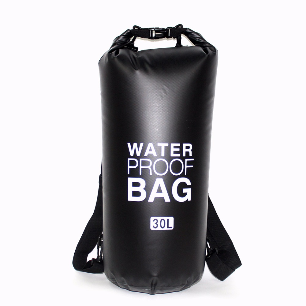 Have An Inquiring Mind 20l 30l Pvc Outdoor Waterproof Dry Swimming Drifting Bag Backpack Impermeable Ocean Pack Swim Water Proof Bag Upstream