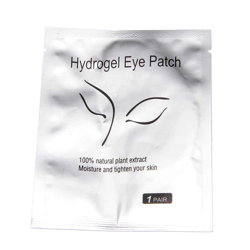 1/200 זוגות הרבה יופי ריס כרית ג 'ל תיקון מוך משלוח לאש הארכת מסכת עיניים