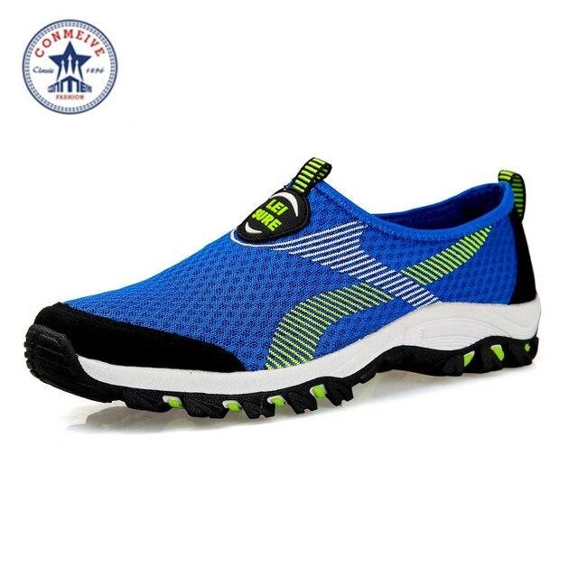 e9ffd4beb1541 Nouvelles Chaussures de Course Sneakers pour Hommes Sport Pas Cher Baskets  D origine Marque Homme