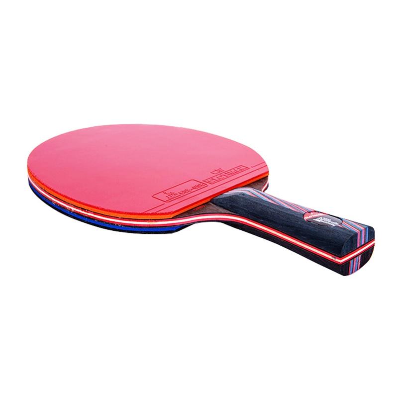 Raqueta de tenis de mesa de murciélago de carbono de alta calidad - Raquetas de deportes - foto 5