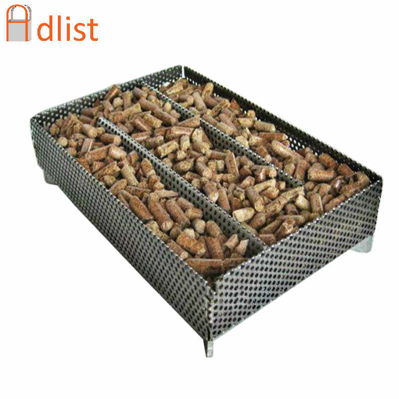 2018 shoes latest fashion in stock BBQ Accessories BBQ Grill Smoking Mesh Tube Smoke Generator ...