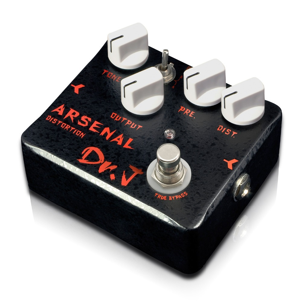 Dr. J Arsenal Hand Made Distortion Electric Guitar Effect Pedal Overdrive efeito True Bypass D-51 D51 aroma adr 3 dumbler amp simulator guitar effect pedal mini single pedals with true bypass aluminium alloy guitar accessories