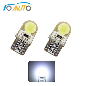 Auto T10 W5W 194 ED 168 COB Silica Car Super Bright Turn Side License Plate Light Lamp Bulb For passat b6 peugeot 206 golf 5 image