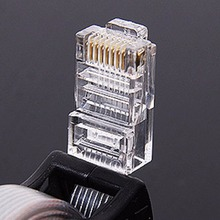 Ethernet LAN RJ45 Internet Network Cable Black for Computer Router Cable Ethernet