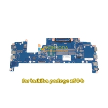 FUX2SY1 A3927A Mainboard For toshiba Portege Z30 Z30-T laptop motherboard SR23Y I5-5200U CPU onboard