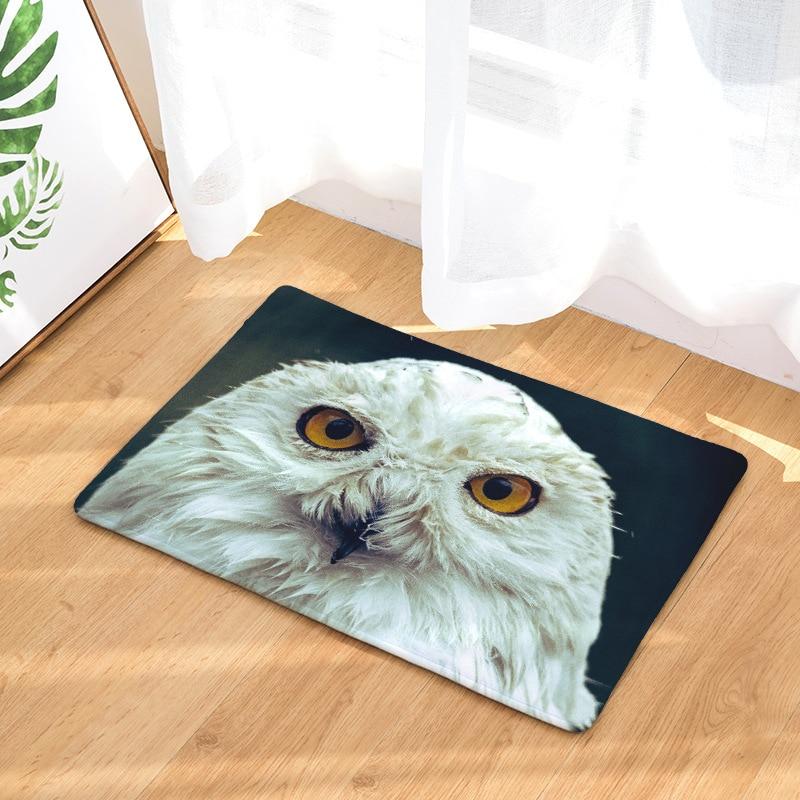 Cammitever Animal Pattern Owl Bedroom