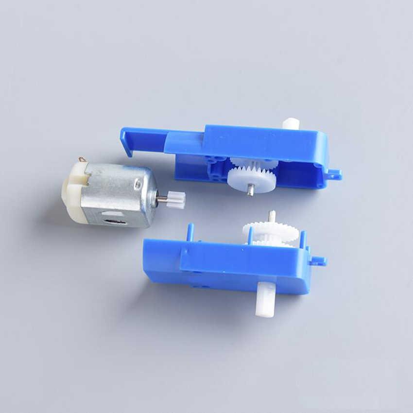 TT MOTOR 1:120 doppelwellen 3-6 V DC Getriebemotor Starken Magneten anti-interferenz, verwenden für die Roboter/Smart/Spielzeug/DIY modelle