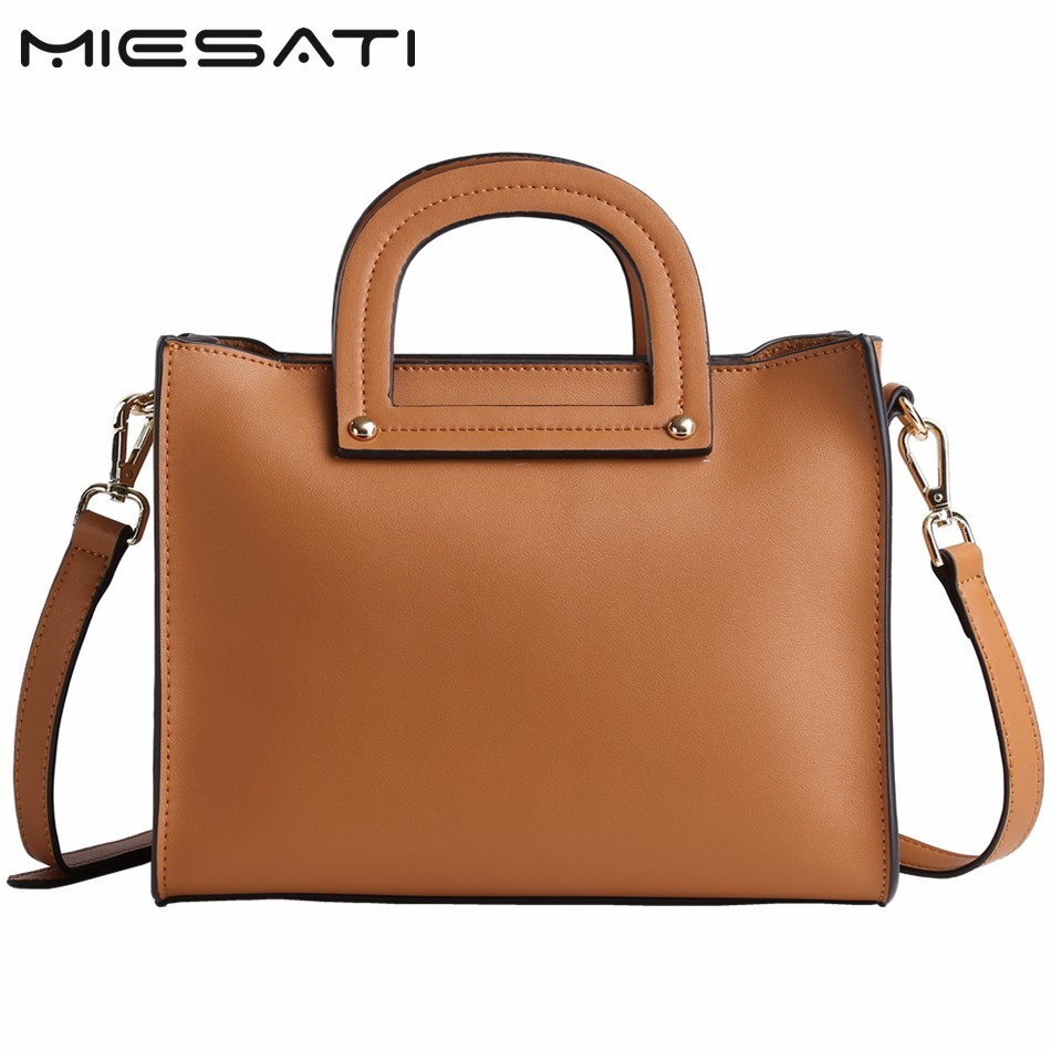 MIESATI Luxury Handbags Women Bags Designer Crossbody Bag Casual Solid Many Color Bag Ladies Shoulder 2017New Spring Hot feral cat women small shell bag pvc zipper single shoulder bag luxury quality ladies hand bags girls designer crossbody bag tas