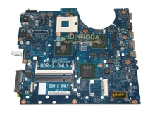 NOKOTION Laptop motherboard For Samsung R520 R522 R620 Main board BA92-05556A pm45 DDR2 with ATI graphics card Free CPU