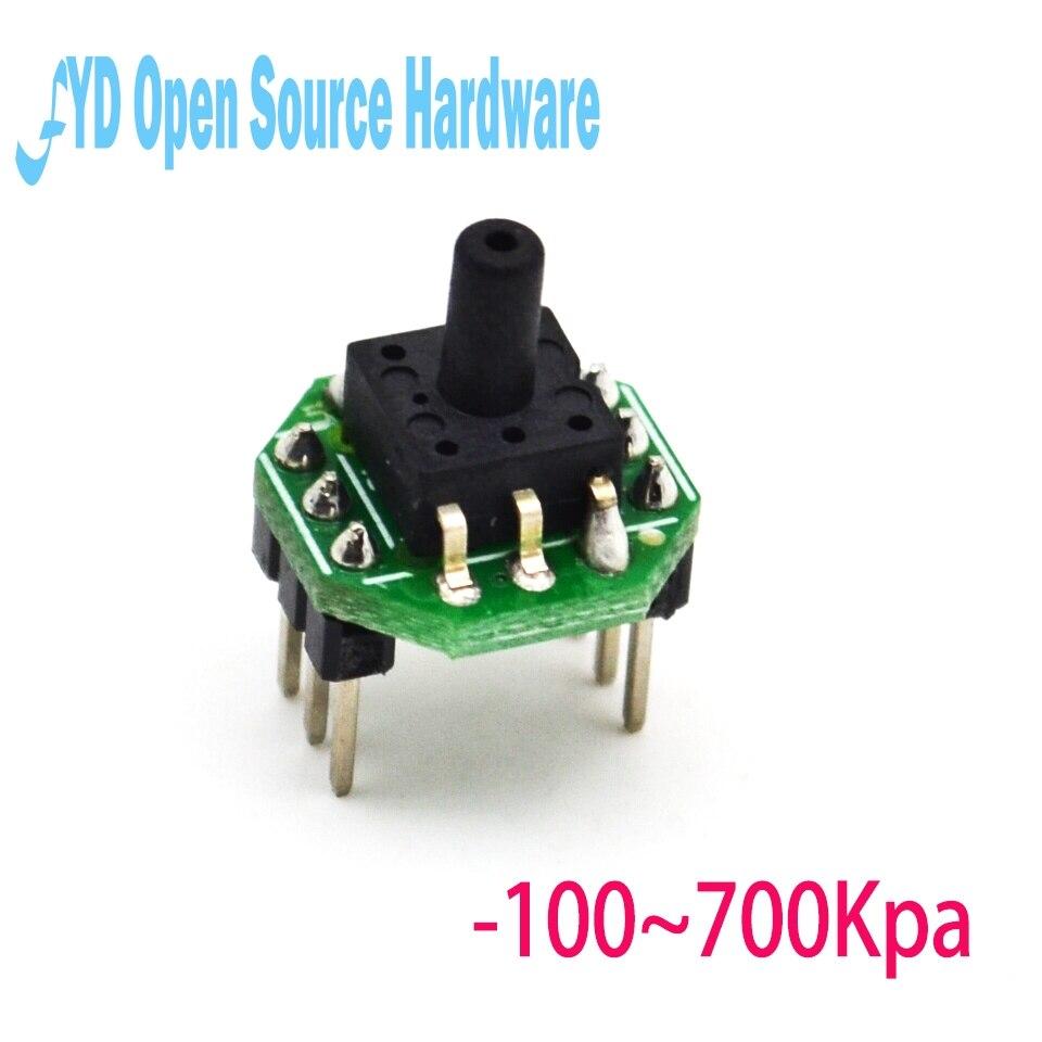 1pcs XGZP6847 -100~700KPa pressure sensor transmitter module 0.5-4.5V1pcs XGZP6847 -100~700KPa pressure sensor transmitter module 0.5-4.5V