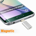 Micro USB Adapter For Samsung S6 S7 Edge Note 5, Magnetic Charger For Android LG Lenovo ZTE Meizu Cable