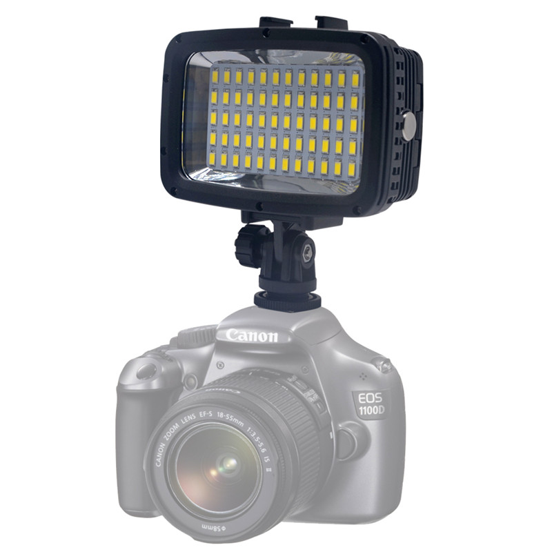 Mcoplus LE-60Y Водонепроникний - Камера та фото - фото 3