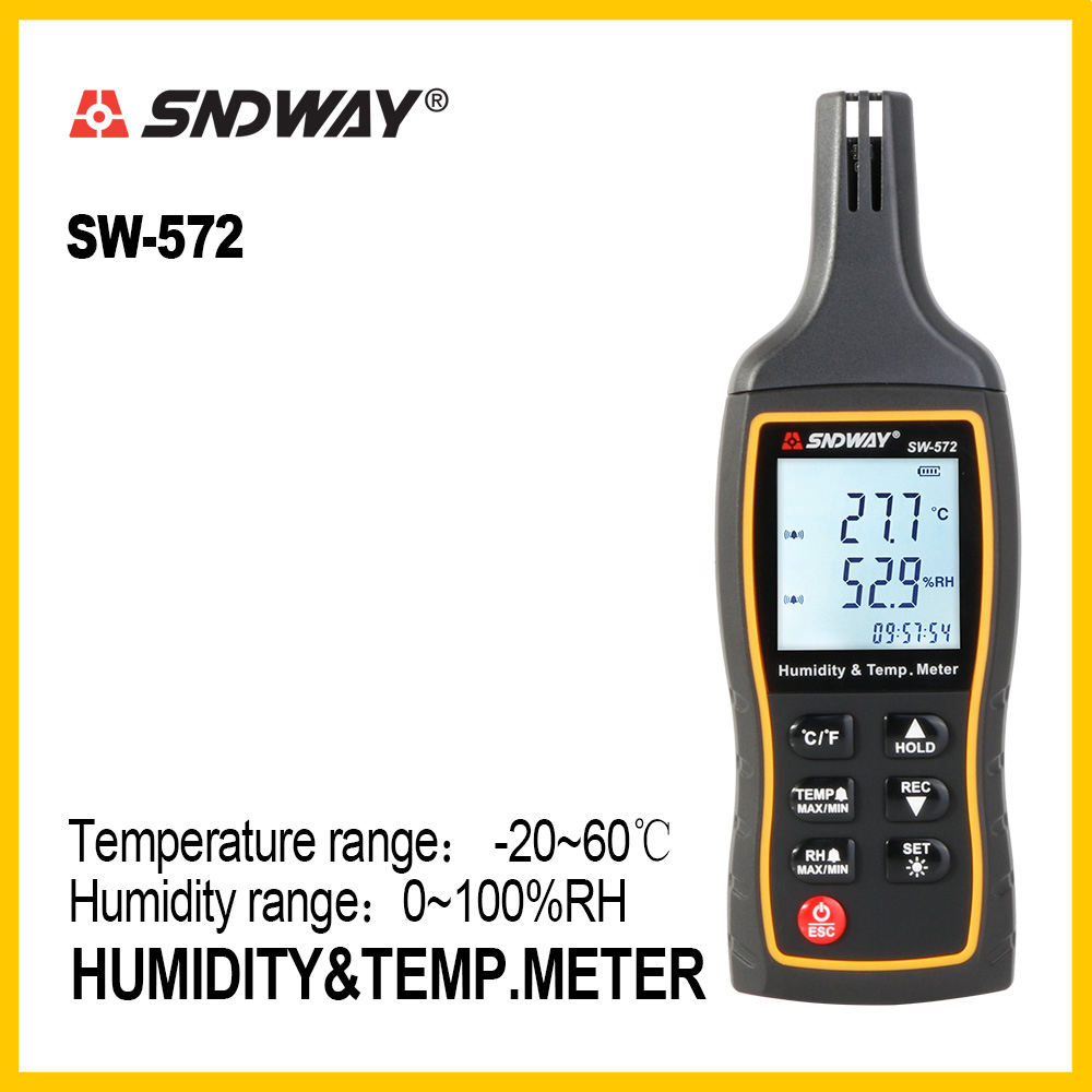 Shop For Cheap Mini Indoor Home Wet Hygrometer Humidity Thermometer Temp Temperature Meter New To Make One Feel At Ease And Energetic Garden Décor