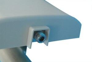 Image 4 - 2.4 グラム wifi アンテナ屋内屋外 2400 2483 MHz 壁マウントパッチパネル平面アンテナ 802.11 アンテナ高利得工場出荷時の価格