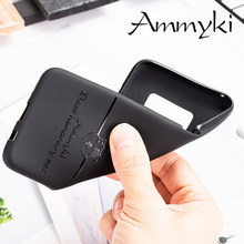 AMMYKI New Luxury Fresh style contracted phone back cover flip Soft Silicone 5.5'For Alcatel A3 Plus case(China)