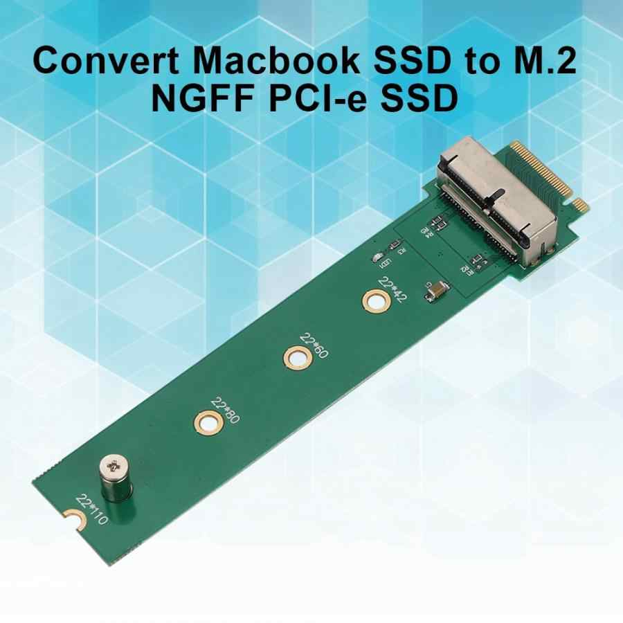 SSD для M.2 адаптер NGFF карты для iPhone Apple IPhone X 2013/14/15 для MACBOOK Air Mac Pro 2019