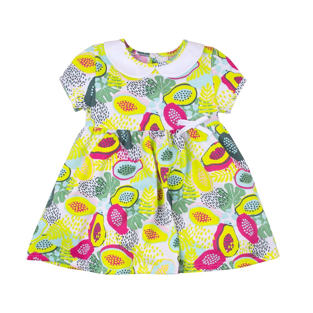 Dresses BOSSA NOVA for girls 132b-171 Kids Sundress Baby clothing Dress Children clothes