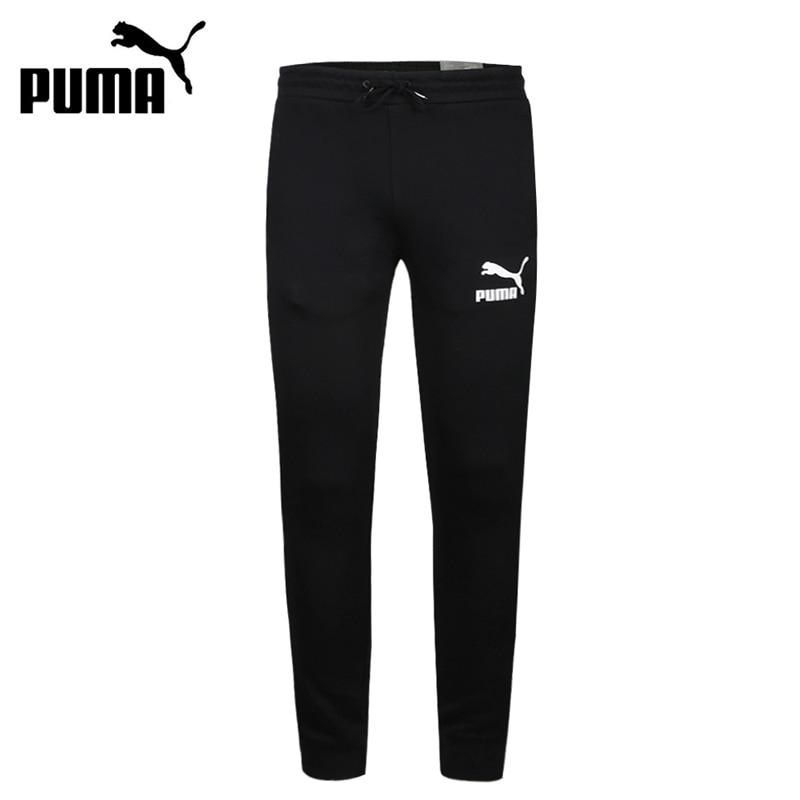Novedad Original Pantalones Deportivos Para Hombre Puma Iconict7 Track Dk Pantalones De Correr Aliexpress