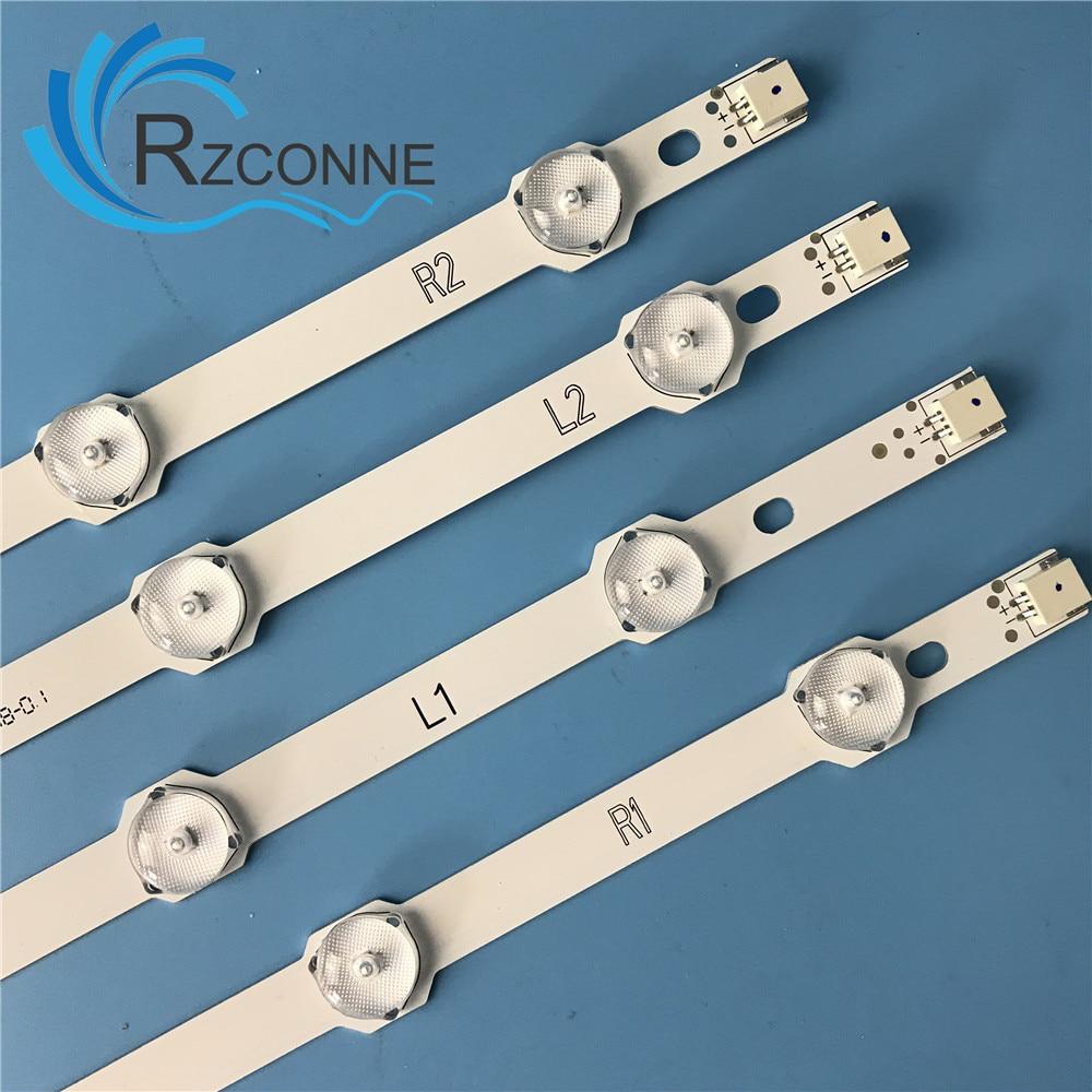 LED Backlight Strip For LG 42LN6150 LC420DUN SF JF U1 U3 R1 42'' DRT 6637L-0025A 6916L-1509A 6916L-1510A 6916L-1506A 42LN5758