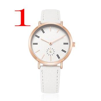 Для женщин Нержавеющаясталь Чехол кожаный ремешок Повседневное мода кошка Часы Элитный бренд браслет