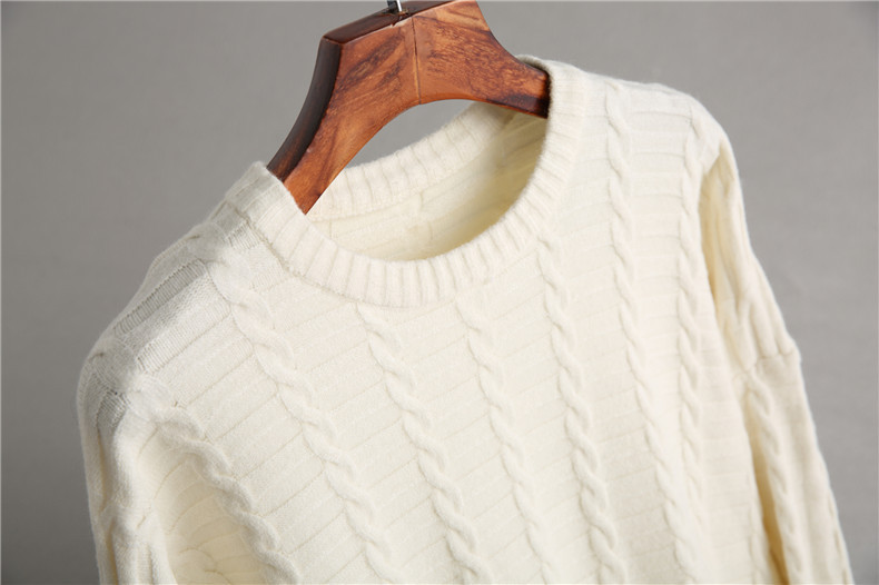Fashion rękawem 2019 O-Neck 21