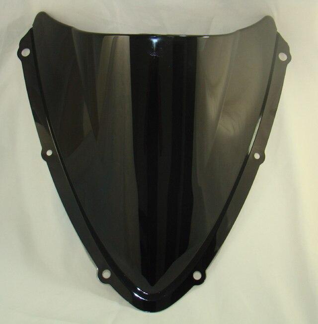 Double Bubble Windscreen Windshield Shield Screen For SUZUKI GSXR600 GSXR750 GSXR 600 750 2008 2009 2010