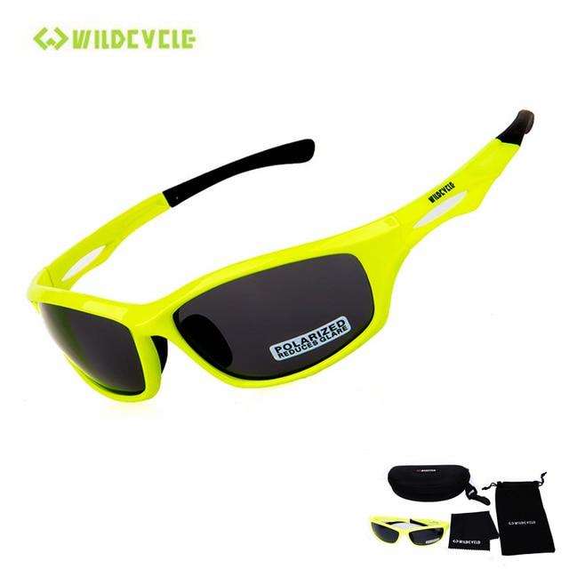 Lunettes de soleil de sports de plein air lunettes anti-uv polarisantes vélo équitation verres de ski pour l'homme et les femmes , Blue