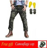 Волеро мотоциклетные штаны Moto Jeans защитный Шестерни для верховой езды брюки мотоцикл брюки Мотокросс брюки кузова Moto Pantalon