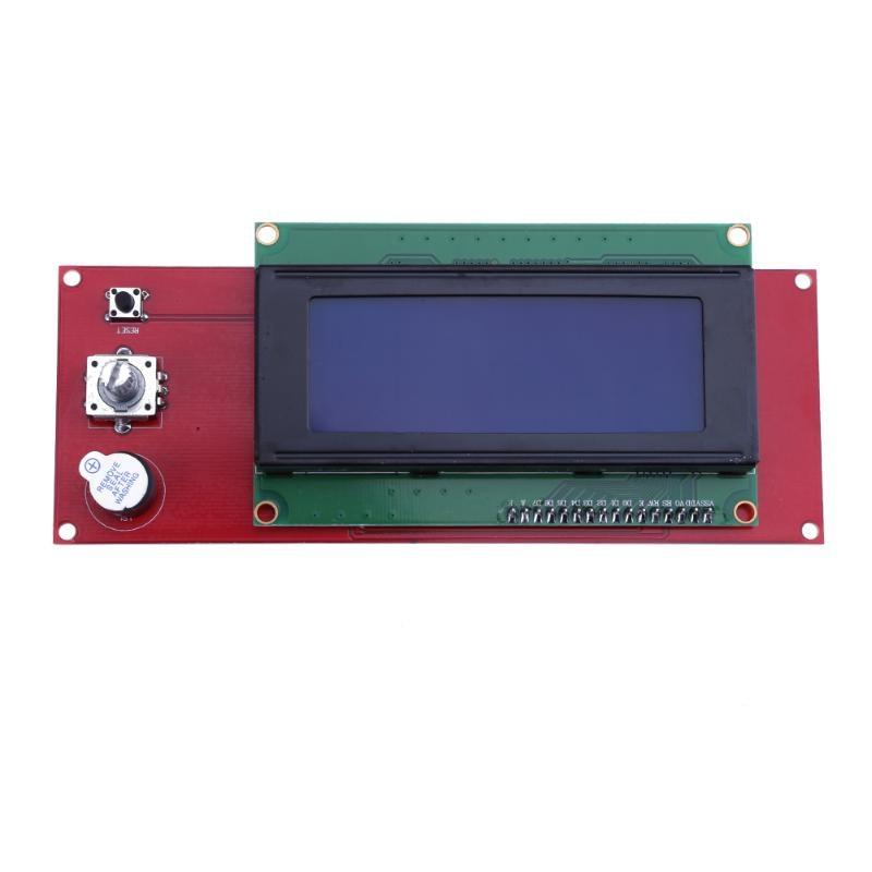 3D Printer Smart Controller Adapter for Ramps 1.4 Shield LCD 2004 DIY Module US