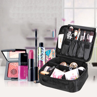 Female Travel Organizer Beautician Make Up Box High Quality Vacuum Bag Oxford Cloth Waterproof Bolsa Melissa