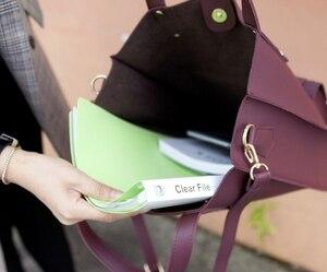 Image 5 - Nieuwe Mode Draagtas Office Lady Werk Lederen Handtassen Grote Hand Tassen Voor Vrouwen 2019 Vrouwelijke City Tassen Shopper Crossbody vrouwelijke