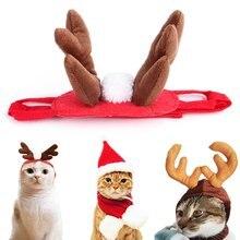 Mascota perro gato ropa disfraz Halloween gato sombrero bufanda traje capa  vestido de Año Nuevo mascota disfraz ropa de Navidad . 2e2e02ddac1