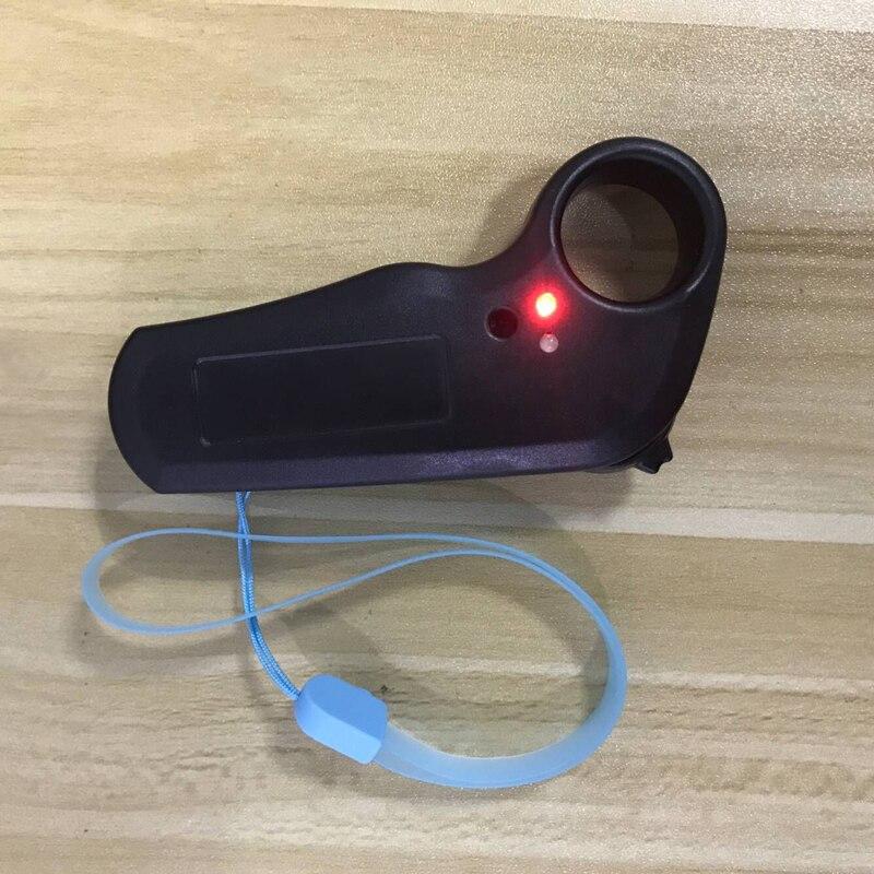 2.4 Ghz Électrique Planche À Roulettes Télécommande Avec Récepteur Universel pour Tous Les ESC Longboard Skate Board Scooter Construit Dans La Batterie