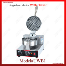 UWB1/UWB2 electric commercial desktop waffle baker waffle maker baking machine цена