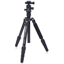 DHL GOPRO BENRO  A2292TB1 aluminum alloy tripod Single leg down the plane Professional suit wholesale
