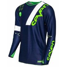 2019 seven breathable downhill jersey cycling tshirt equipment bmx motocross dh mtb