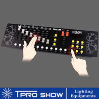 Upgraded Dmx controller 192 Dmx 512 controller Stage Light Console Programming for Moving Head Smoke Machine Disco Light