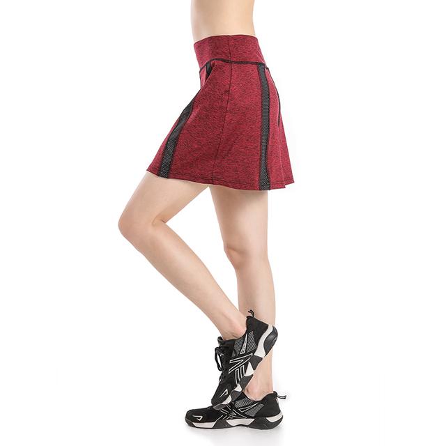 EAST HONG Women's Tennis Golf Short Skirts Fitness Running Sports Skorts