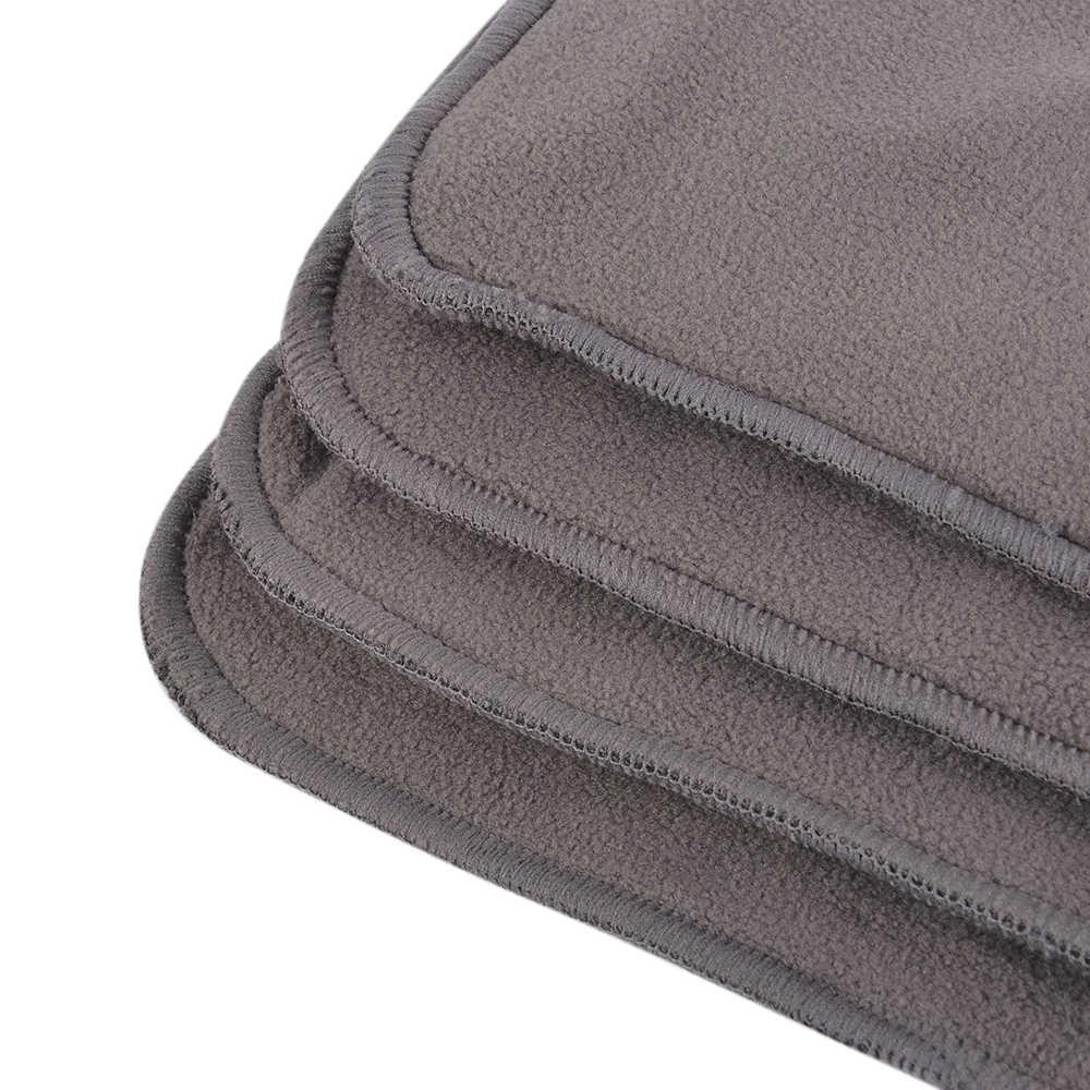Прямая доставка CYSINCOS Многоразовые моющиеся вставки бустеры вкладыши настоящие Карманные детские пеленки, подгузник крышка обертывание вставка микрофибра