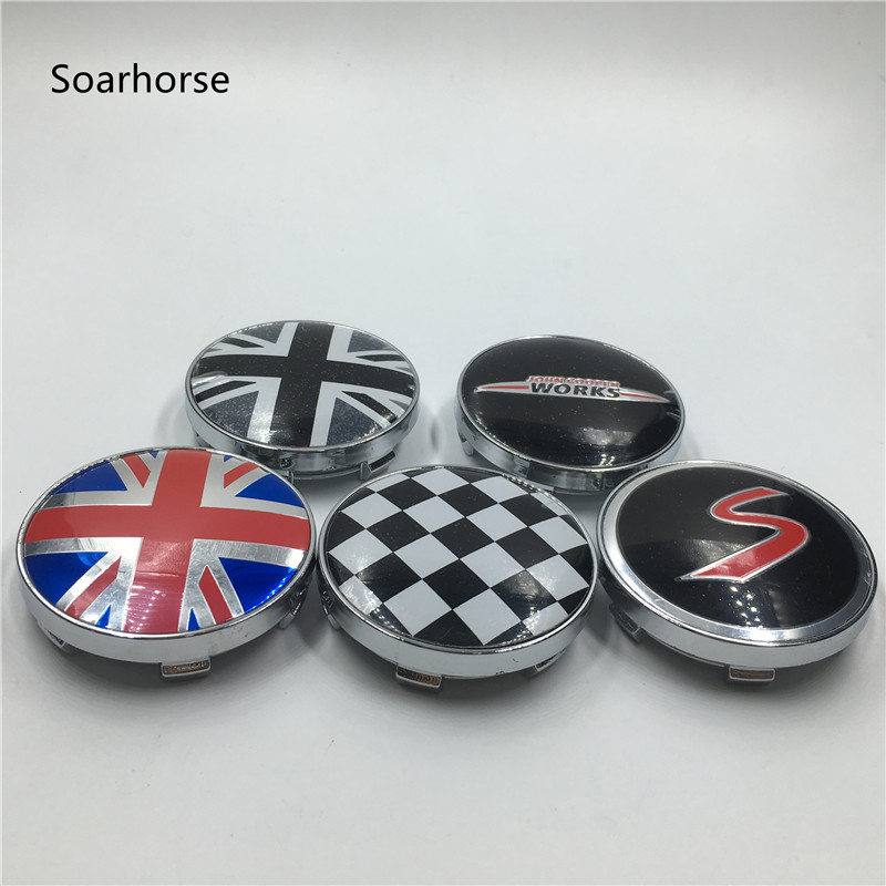 / Plugs for Circles Studs Alloy FORTEN CAR 4/ x Hubcaps 60/ mm/  / Class A B C and S/