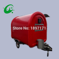 factory directly sale mobile trailers food cart kiosk food trailer ice cream van stickers mobile food cart