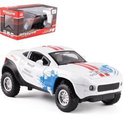 1/32 ралли боец внедорожный автомобиль сплава модели автомобилей игрушки для детей