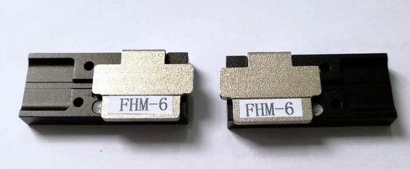 Fiber fixture of Ribbon fiber fusion splicer TYPE-66 TYPE-81M 6 core Ribbon fiber clampFiber fixture of Ribbon fiber fusion splicer TYPE-66 TYPE-81M 6 core Ribbon fiber clamp