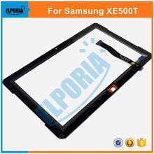 Panel Táctil de la tableta Para Samsung ATIV Smart PC XE500T Pantalla Táctil de Cristal Digitalizador con Flex Cable Assembly 100% Nuevo