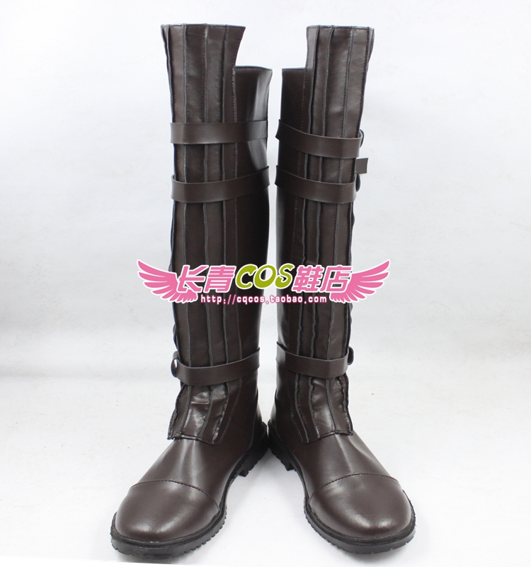 Star Wars Anakin Skywalke Anakin Skywalker Darth Vader cosplay shoes boots Custom-Made 5366