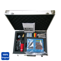 TUF 2000P Ультразвуковой Цифровой жидкости расходомер измеритель скорости потока воды