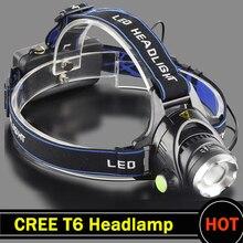 Torch Headlamp LED 18650
