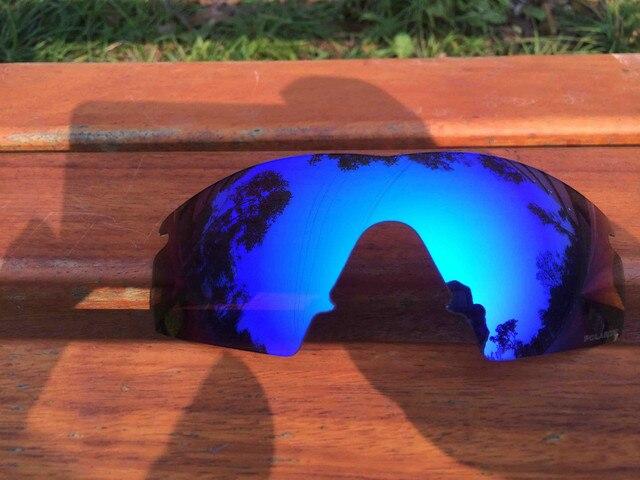 Nuevo Color Azul Reemplazo de Lentes Polarizadas Oakley M Huelga de ...